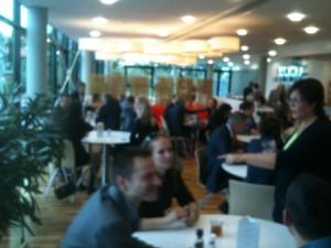 Open Coffee Houten op 10 oktober bij Arval